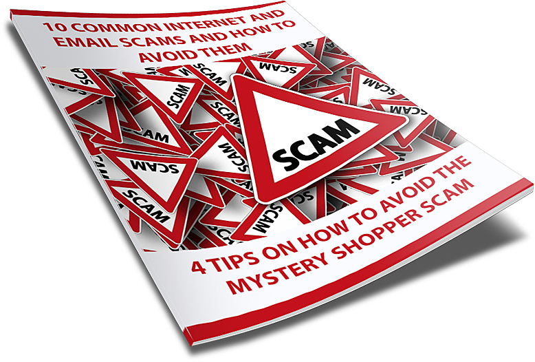 Four Tips on How to Avoid the Mystery Shopper Scam