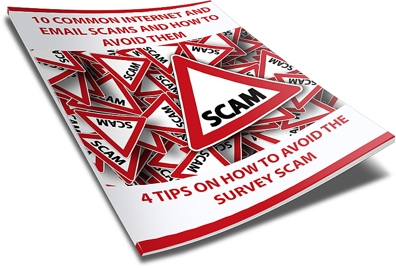 Four Tips on How to Avoid the Survey Scam